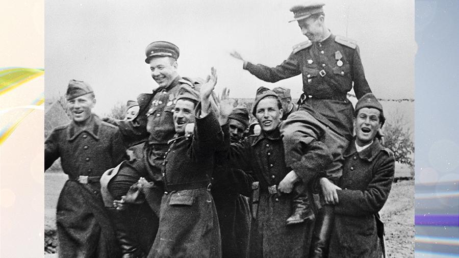 Неделя в истории: от протокола о капитуляции Германии до кинематографического памятника солдатам войны