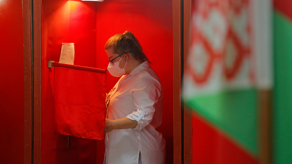 ЦИК опубликовал предварительные данные по итогам выборов в Минске