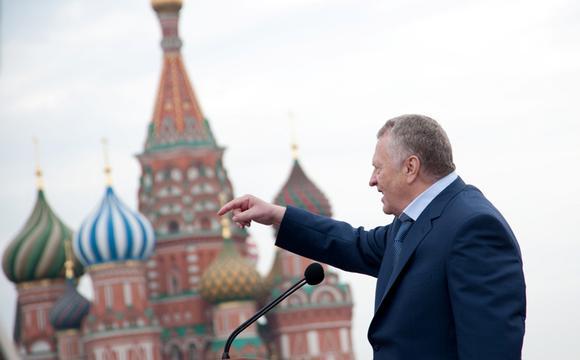 Владимир Жириновский подгото…