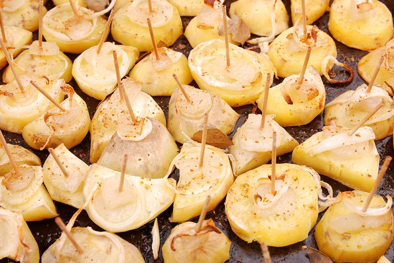 рецепты с картошкой