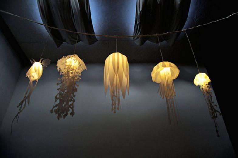 Самые красивые светильники