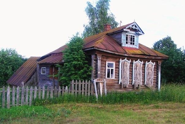 Как стать владельцем бесхозного домика в деревне