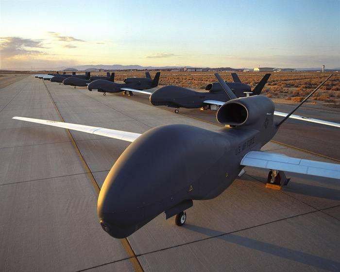 RQ-4 Global Hawk оснастят боевым лазером