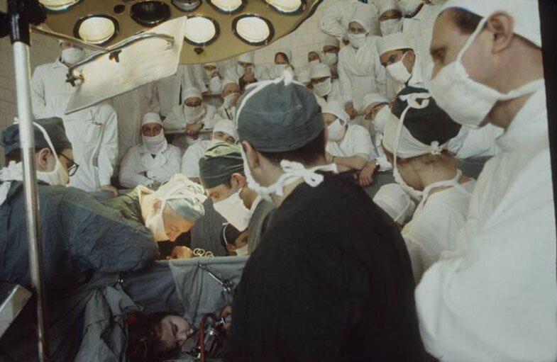 Медицина. СССР, история, факты