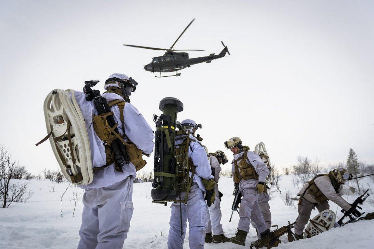 НАТО и «Единый трезубец-2018…