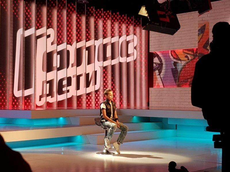 Назван состав жюри нового сезона шоу «Голос.Дети»