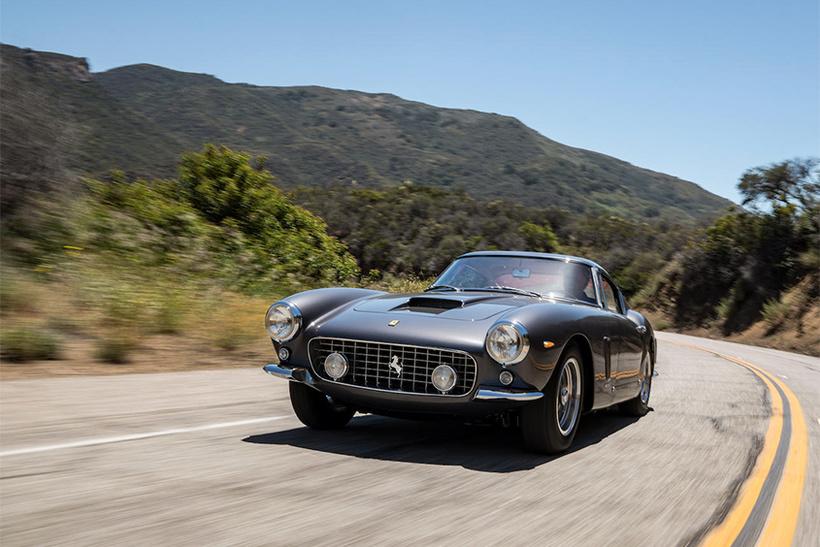 Самые дорогие автомобили, проданные с аукционов
