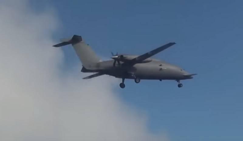 """Для ВВС Италии закупят """"ненужные"""" беспилотники HammerHead"""