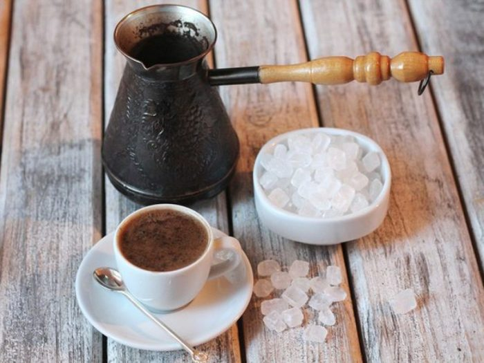 Кофе с солью.  Фото: samiysok.com.