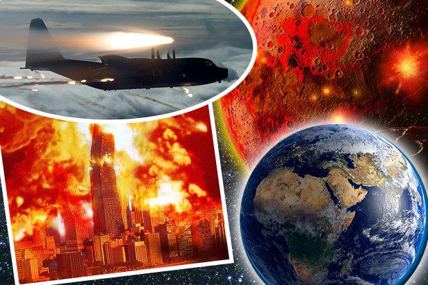 Daily Star: В мире запущена миссия с целью скрыть гигантскую планету, которая скоро уничтожит Землю