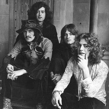 Легендарные рокеры «Led Zeppelin» готовятся к юбилею