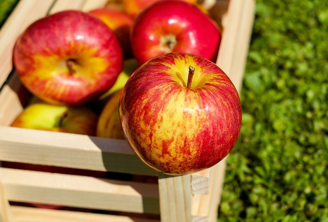 В России подорожали яблоки