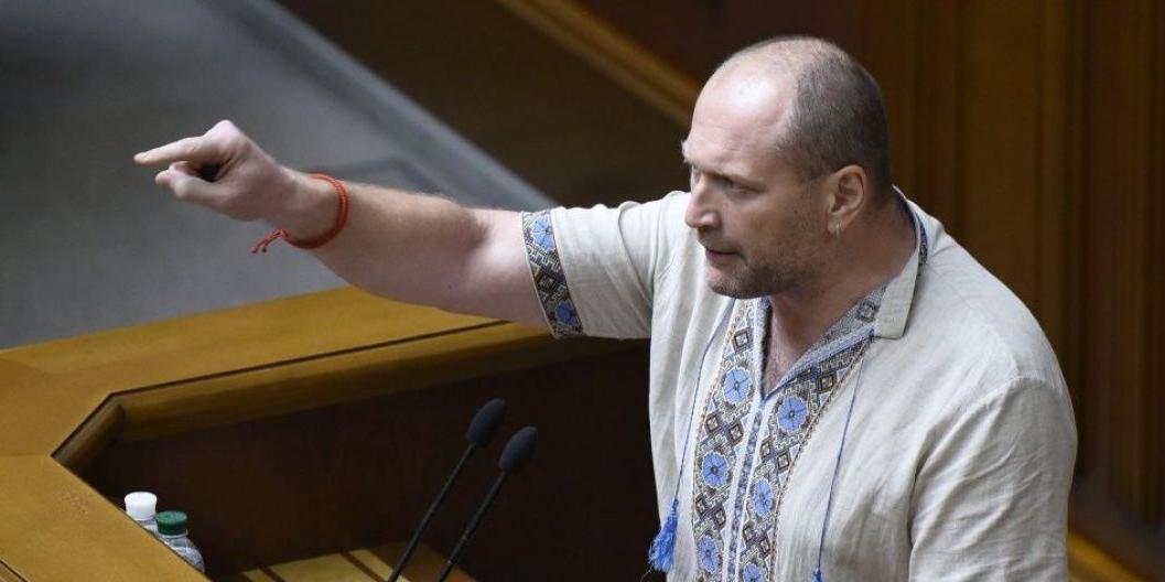 Украинский делегат ПАСЕ Бляхер назвал «всех русских ублюдками»