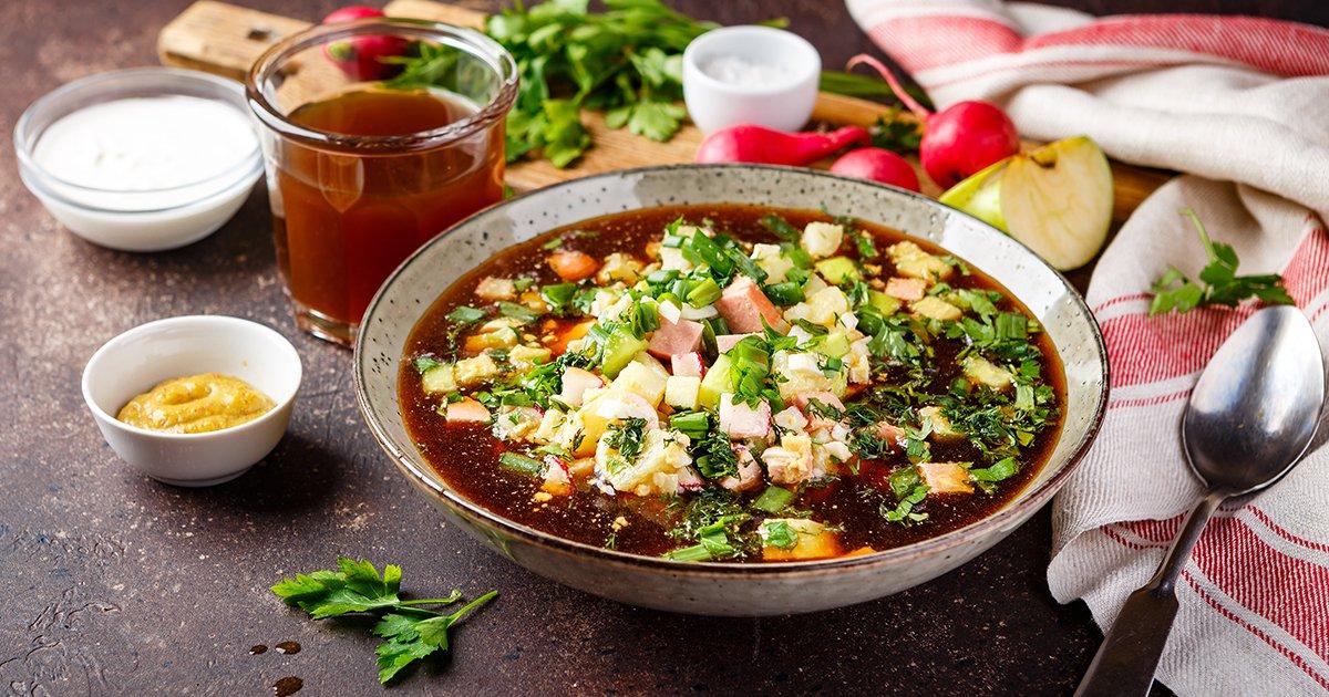 5 рецептов летних супов, которые понравятся детям