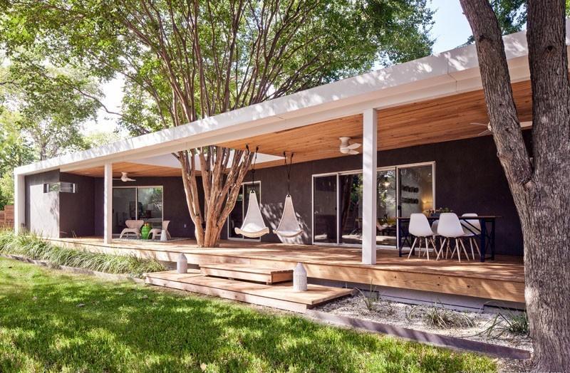 Современный дизайн одноэтажного дома: 10 вдохновляющих примеров
