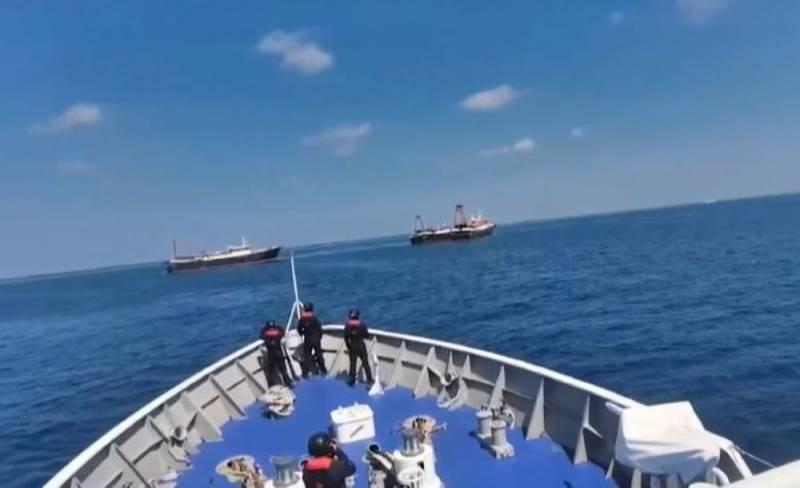 «Не отойдём ни на дюйм»: президент Филиппин отклонил призыв Китая отвести корабли от спорных островов Новости
