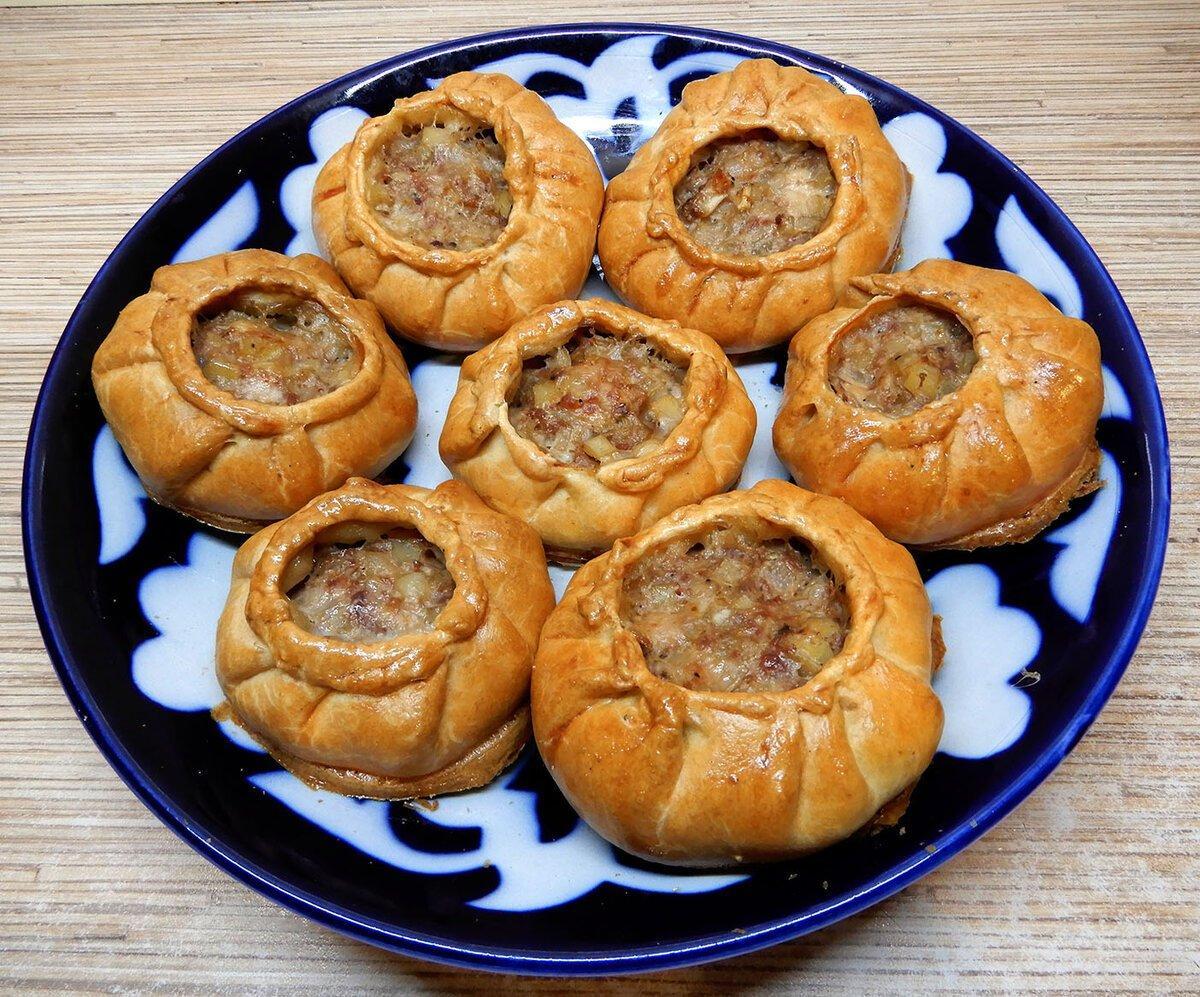 Настоящий татарский вак балиш с вкусным соусом
