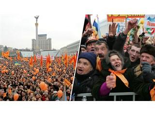 «Ничего общего с реальной демократией»: какую роль в истории Украины сыграла «оранжевая революция» украина