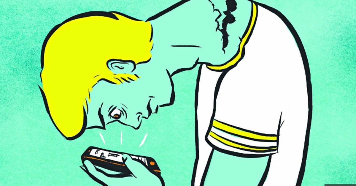 Почему мессенджеры превращают нас в неврастеников