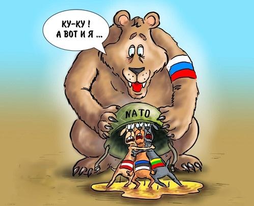 Страны Прибалтики не помогут друг другу в случае войны