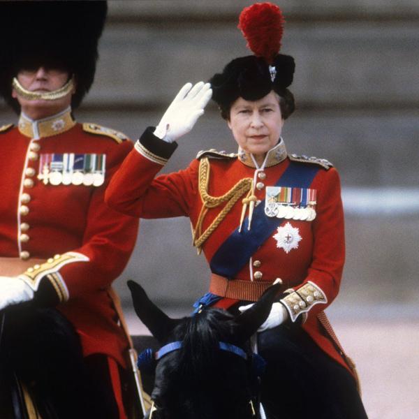 1. Королева Елизавета помеще…