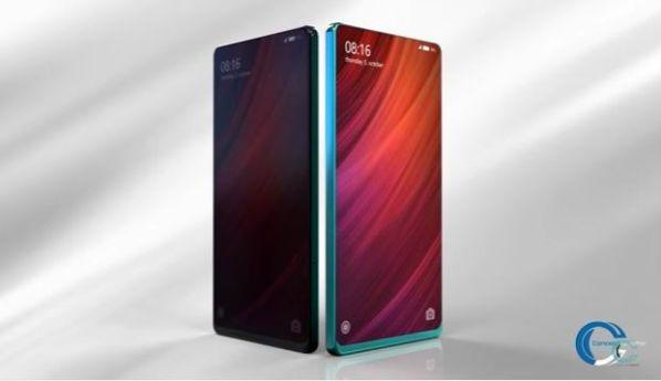 В Xiaomi Mi Mix 2 появится выдвижная камера