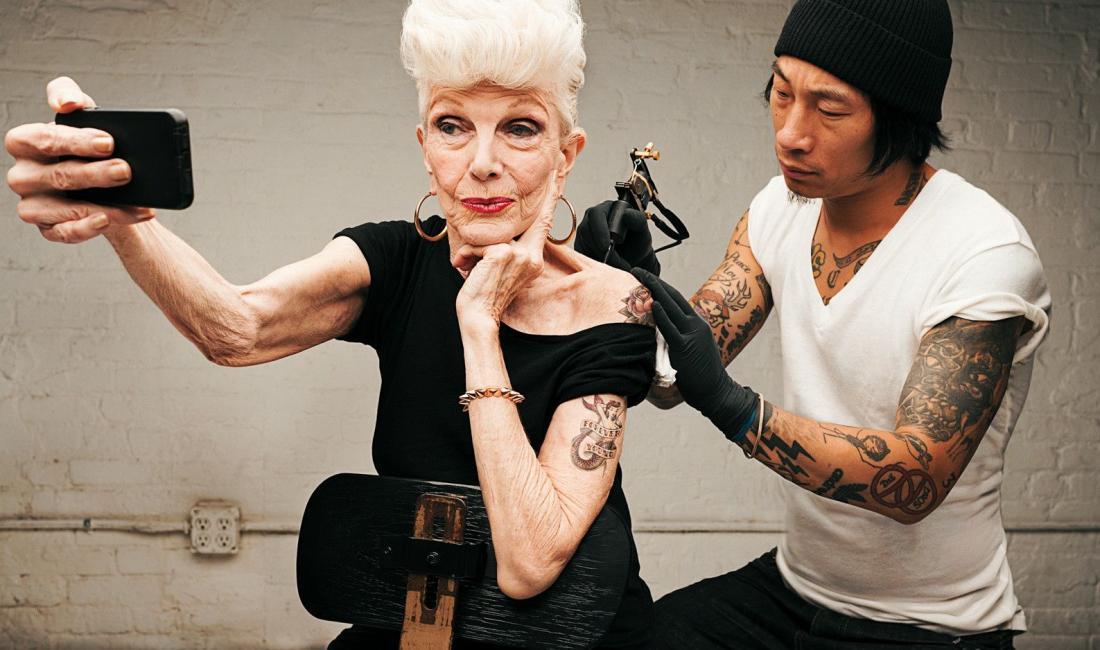 Как выглядят татуировки по м…
