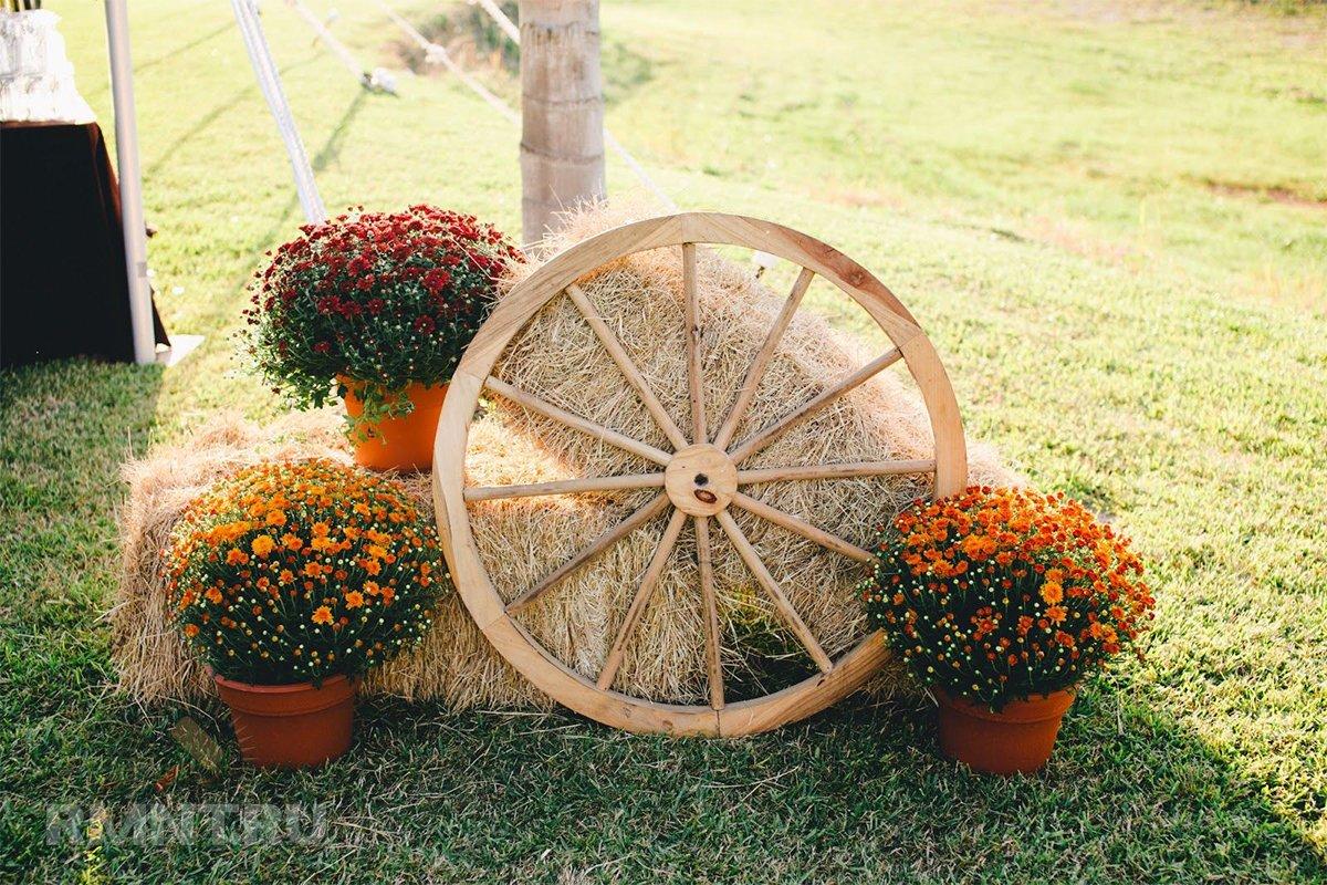 Как можно украсить участок осенью благоустройство территории,дача,ландшафтный дизайн,сад и огород