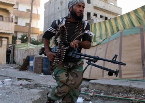 США будут выпускать «советское» оружие для Сирии: Киев продает технологии