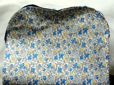 Удобная сумка из сукна. Мастер класс