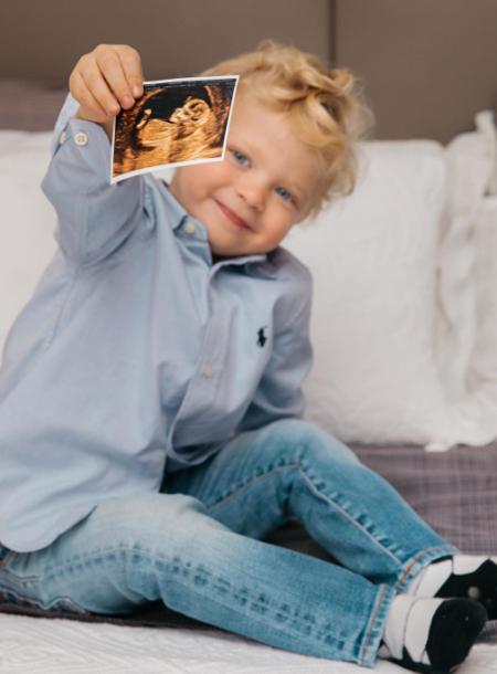Кьяра Ферраньи ждет второго ребенка theferragnez,Дети,Беременные звезды