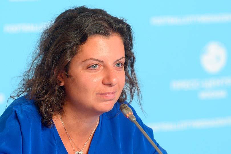 Маргарита Симонян озаботилас…