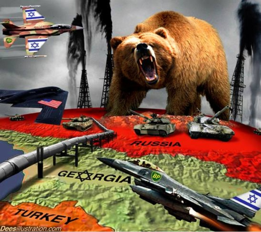 Не будите Русского медведя!