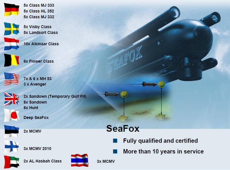 SeaFox: маленький морской лис-убийца вмф