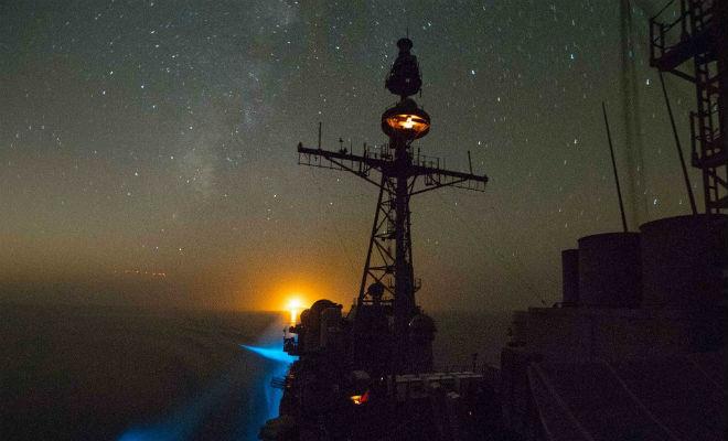 Американские ВВС рассекретили встречу с неопознанным объектом 15 лет назад