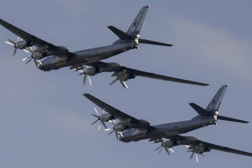Американский адмирал обвинил ВКС РФ в имитации ядерных ударов по США