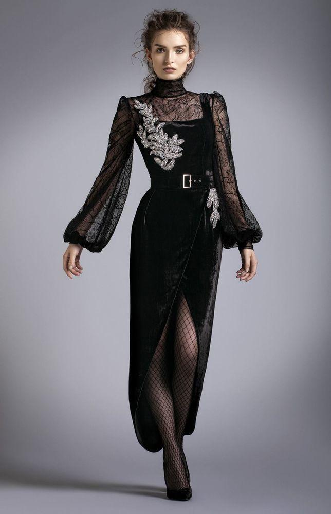 20 лучших нарядов от Alfazairy. Платье на твой бал, фото № 14