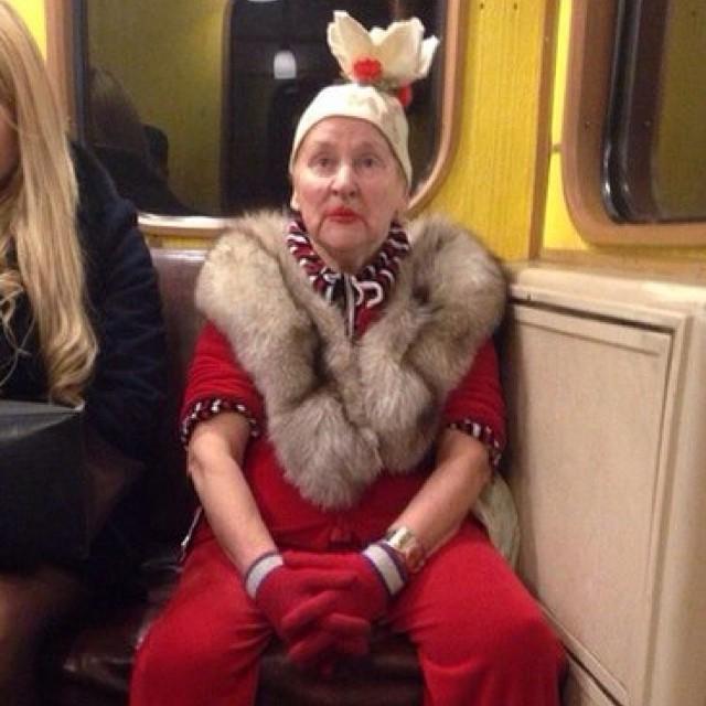 Мода метро