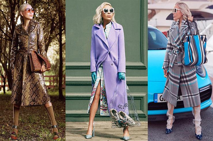 Как одевается самый эпатажный стилист России: 12 крутых образов Галы Борзовой