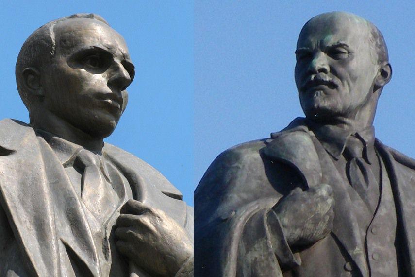 Чем отличается Ленин от Власова и Бандеры?