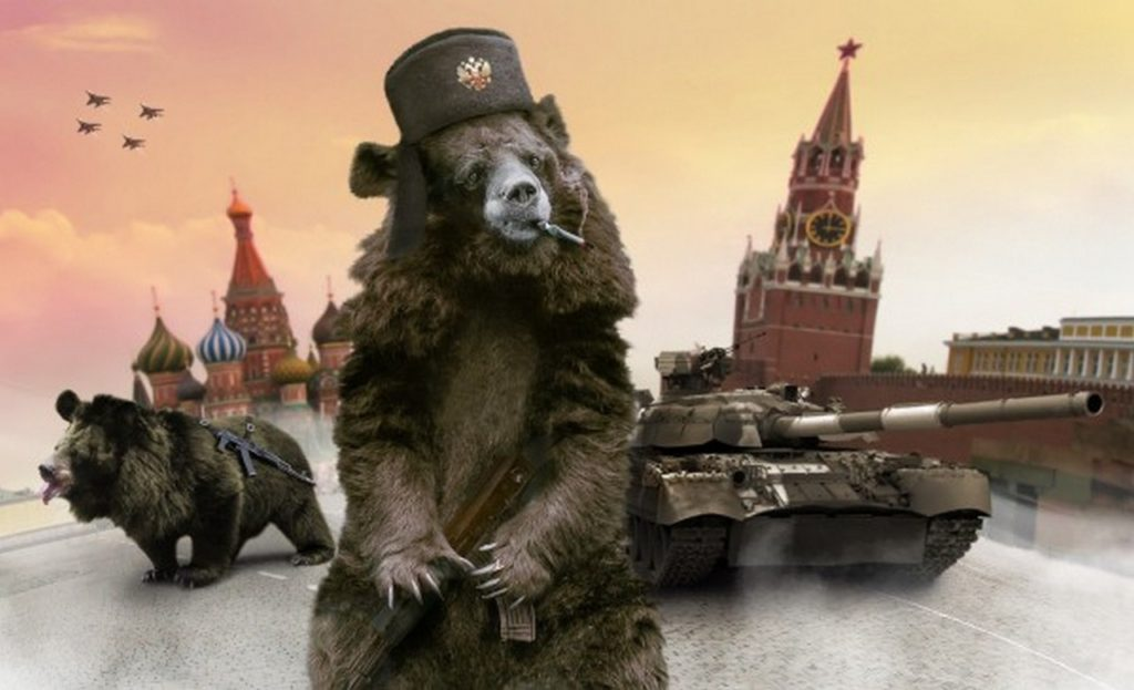The Russians are coming («Ру…