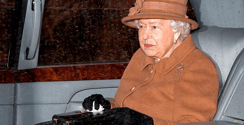 Елизавета II поддержала Мега…