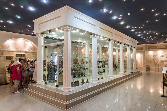 Археологический музей «Горги…
