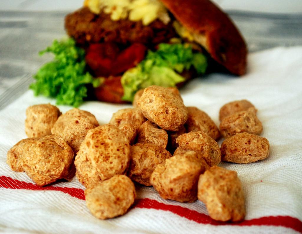 Рецепт соевого мяса по-корейски: пикантная закуска