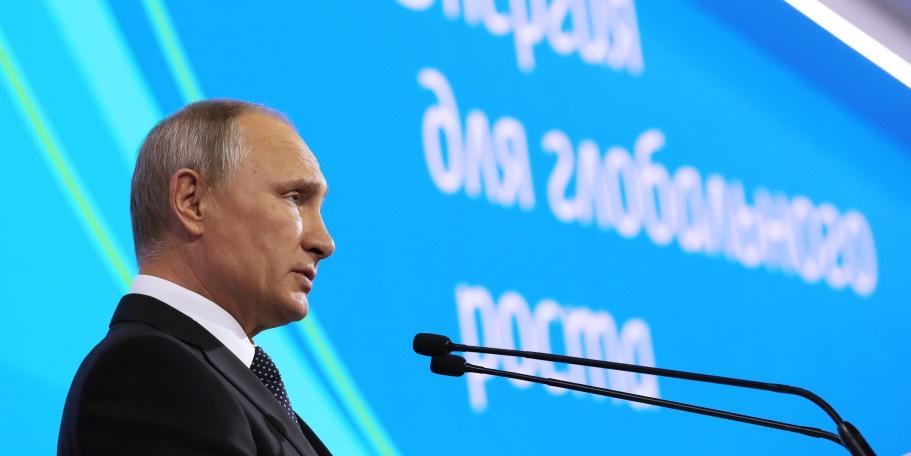 Путин пообещал разобраться с богачами