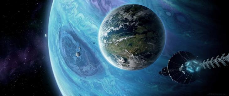 Как найти планету, пригодную для жизни 7