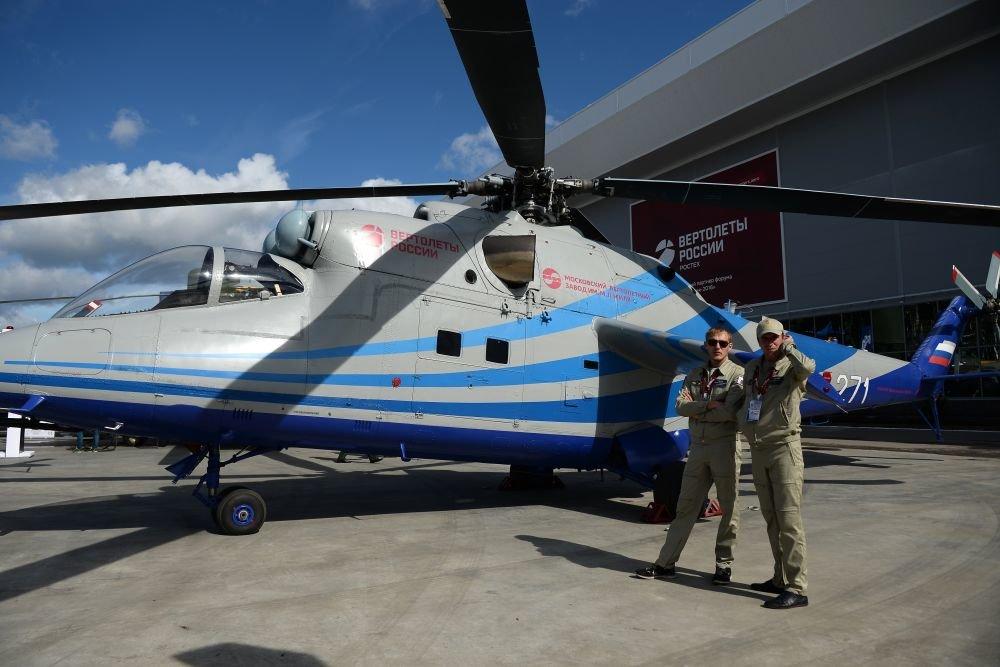 Скоростной боевой вертолет Р…