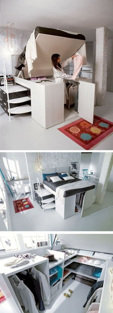 Блестящие идеи хранения вещей в доме, о которых вы не догадывались идеи для дома