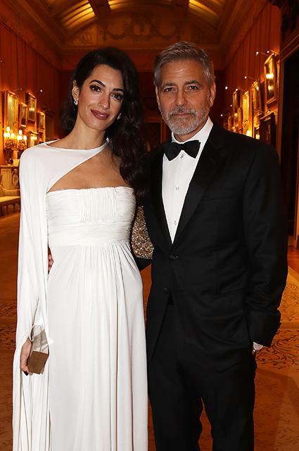 Джордж Клуни рассказал в интервью о подросших детях и отношениях с супругой Амаль Интервью
