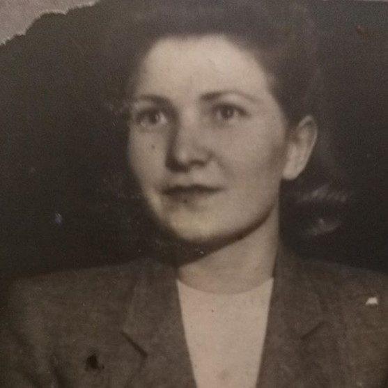 Разведчица Мария Антоновна